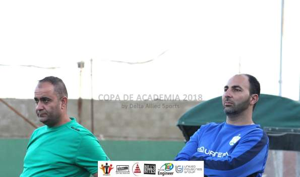 Head Coach Ghaysan Saylami & Assistant Rami Berro